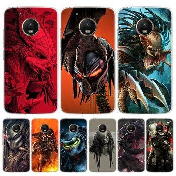 Funda de teléfono Alien vs Predator para Motorola Moto G8 G7 G6...