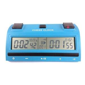 Отслеживание солнца подлинный продукт три в одном шахматные часы китайские шахматные часы Шахматный набор Go игровой таймер