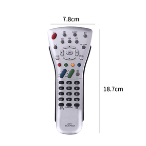 Image 5 - Lcd Tv Home Afstandsbediening Universele Accessoires Duurzaam Praktische Led Vervanging Handig Abs Voor Sharp GA387WJSA GA085WJSA