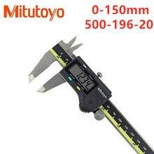 Цифровой штангенциркуль 0-150 0-300 0-200 мм lcd 500-196-20 Калибр электронный измерительный из нержавеющей стали