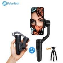 FeiyuTech Vlog карманный мини 3-осевой Ручной Стабилизатор на шарнирном замке для смартфона для iphone X iphone серии, HUAWEI P30 pro 、 MI 9 、 VIVO