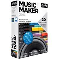 MAGIX Music Maker 2013 life time
