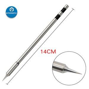 Image 4 - Ferro de solda original ts1200a, ponta sem chumbo de solda, ferramenta de caneta de solda, TSS02 SK TSS02 I TSS02 1C TSS02 J, ponta de ferro de soldagem