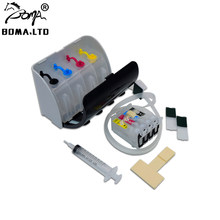 202 202XL WF-2860 WF-2861 WF-2865 2865DWF Massal Continuous Ink Supply untuk Epson Workfore Pro WF 2860DWF WF 2861DW Tanpa Chip(China)