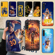 Stephen Curry Basketball Phone case For Xiaomi Redmi Note 7 7A 8 8T 9 9A 9S 10 K30 Pro
