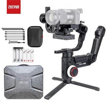 ZHIYUN Crane 3 LAB 3-Axis Handheld Gimbal Wireless 1080P FHD Image Transmission camera Stabilizer for DSLR Canon Sony Nikon