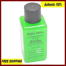 Good AHA +Kojic arbutin Green Serum 30 ml. Whitening Brightening body s