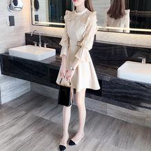 Новинка Осень зима 2020 элегантная женская одежда в Корейском
