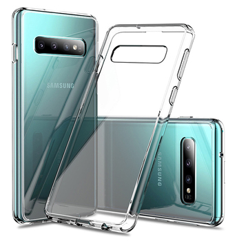Ultra-Thin Clear Phone Case For Samsung A50 A70 A80 A10 A20 A30 A40 S7 S8 S9 S10 Plus Note 8 9 10 A9 A8 Soft Silicone TPU Cover image