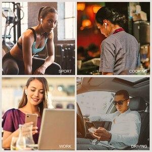 Image 4 - i7s TWS Wireless Earpiece Bluetooth 5.0 Earphones sport Earbuds Headset With Mic For smart Phone Xiaomi Samsung Huawei LG