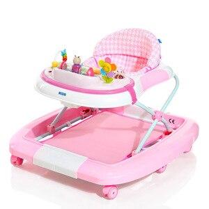Safe Baby Walker Multifunction