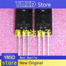 10pcs/lot New Original D10LC20U 10A200V Fast Recovery Tube In Stock