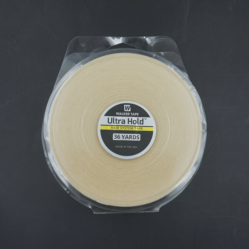 Ultra Hold Tape Double Sided Medical Tape Hair Extension Tape Adhesive Walker Tape Roll T007