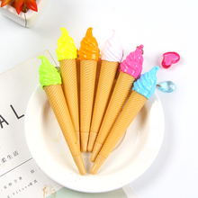 Stationery Pencil-Case School-Supplies Cartoon And of Write Smooth 1pcs Pen-Out Easy