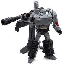 Mft transformação MF 0 pioneer, megatronics mech brinquedos mf0 mech planeta deformação figura de ação, modelo, brinquedos, crianças, presente
