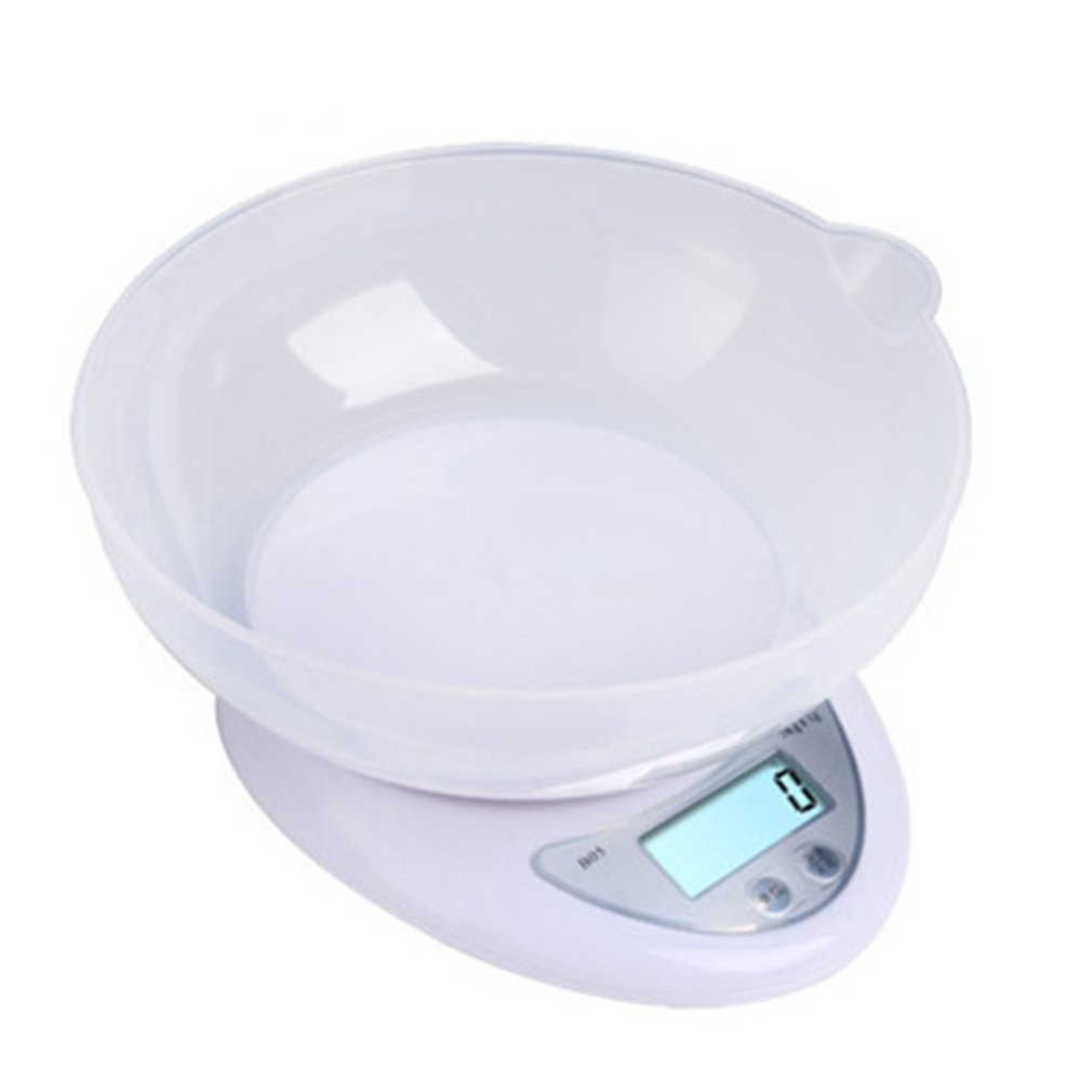 High-Precision Household Kitchen Electronic Scale Kitchen Said Mini Electronic Scale Food Baking Scale Gram Scalediscount