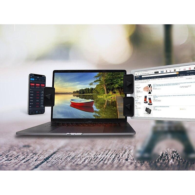 montagem de monitor de ipad de exibição