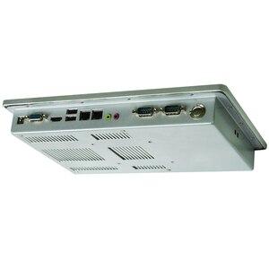 Image 5 - Konkurencyjna cena bez wentylatora 10.1 cal IP65 wodoodporna wszystko w jednym ekran dotykowy panel przemysłowy pc