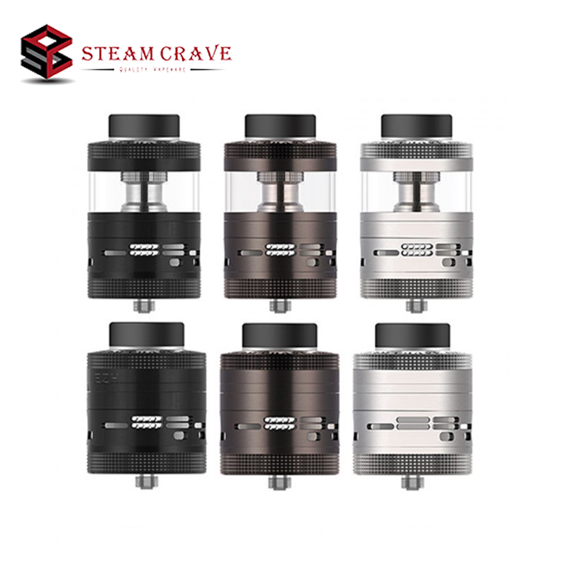 Newest Steam Crave Aromamizer Ragnar RDTA Rebuildable 18.0ml 35mm Tank Atomizer 510 Thread Large Build Deck Vaporizer Vape Tank