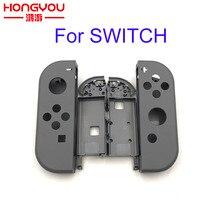 Gris dorigine pour Nintendo Switch Joy Con boîtier de remplacement housse de coque pour NS NX JoyCons coque de manette