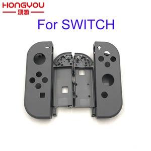 Image 1 - 닌텐도 스위치 조이 콘 교체 용 하우징 셸 커버 ns nx 조이 콘 컨트롤러 케이스 용 오리지널 그레이