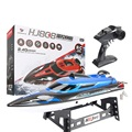 2021New 808 Rc Boat 2.4G Remote Control Rechargeable Waterproof Cover Design Anti-collision Protection Design