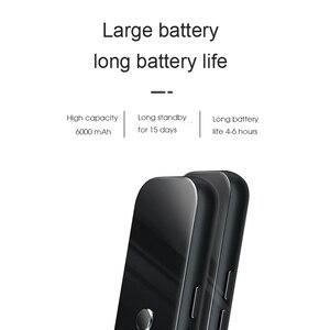 Image 3 - Kebidumei G6 di Smart Voice Dispositivo Traduttore Elettronico 3 In 1 Voce/Testo/Fotografiche 40 + Lingua Traduttore Per IPhone Android