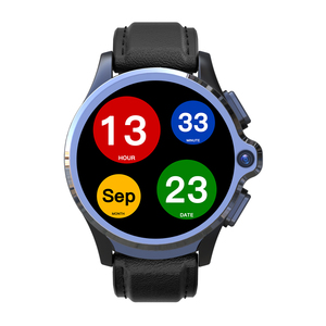 Image 4 - Kospet Prime Smartwatch Gezicht Id Unclok Dual Camera 1260Mah Batterij 4G Android Smart Horloge Gps Wifi Sim Card android 7.1