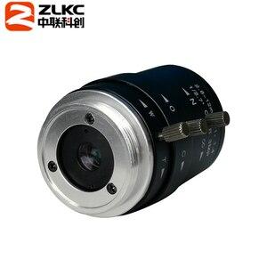 Image 4 - Objetivo FA de montura CS de 3,0 megapíxeles, lente de Iris Varifocal de 2,8 12mm, función IR, lente de cámara de seguridad, nuevo