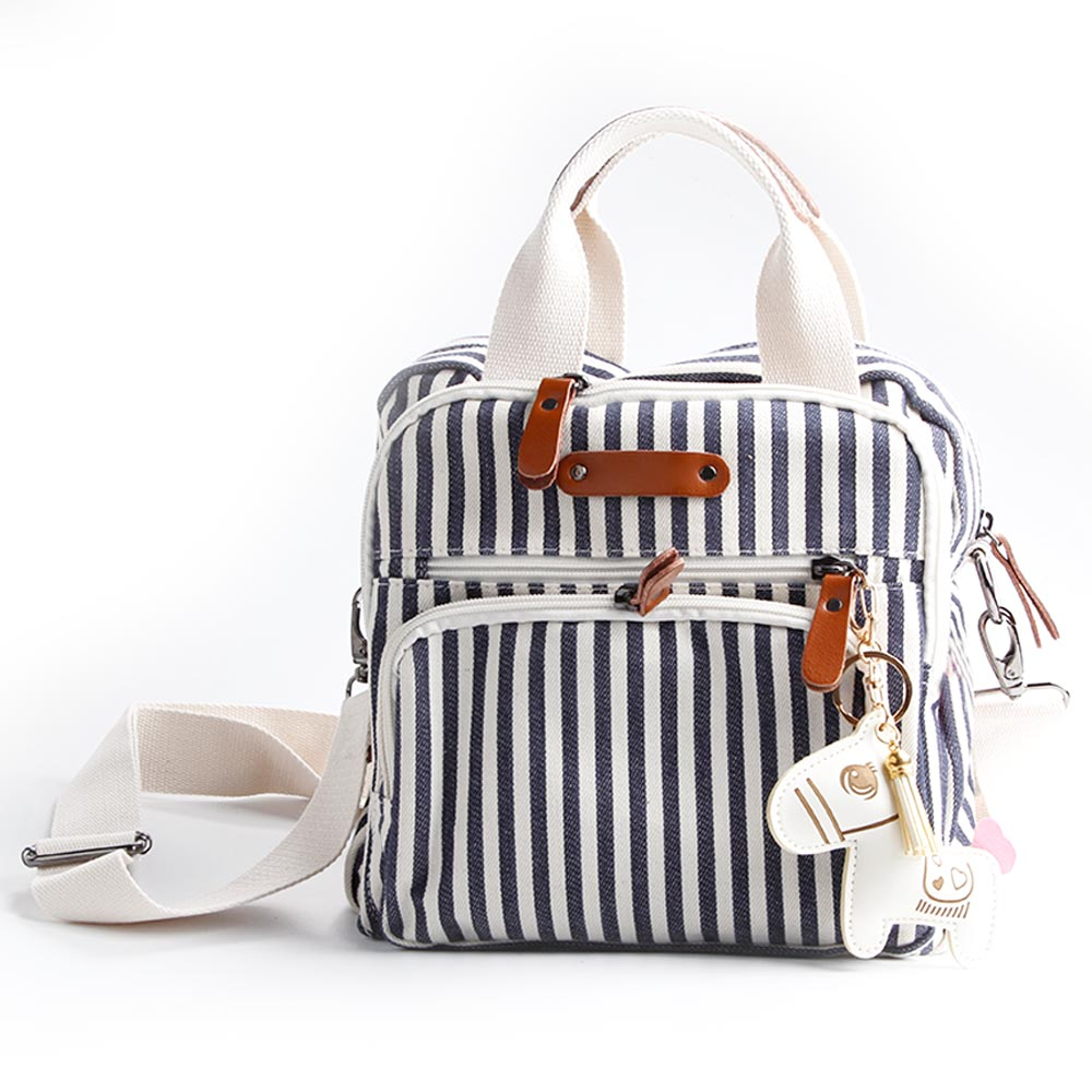 Maternity Backpack Multifunction Diaper Bag Mother Care Bags Baby Stroller Bags Nappy Backpack With Horse Soft Mum Stroller Bag