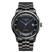 Fashion MIYOTA Automatic Watch Luxury brand CARNIVAL Mechanical
