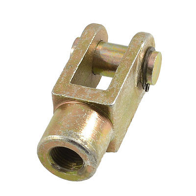 """M16 to 3/4"""" PT F/M Thread Air Cylinder Rod Cleivs Y Joint Connectors     - title="""