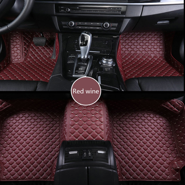ZRCGL için Özel Araba kat mat Mitsubishi Tüm Modeller pajero grandis outlander galant Lancer ex ASX lancer pajero spor