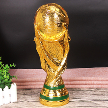 Trophy Football-Match-Trophy World-Cup Award Customized Crafts Decoration Resin Cross-Border