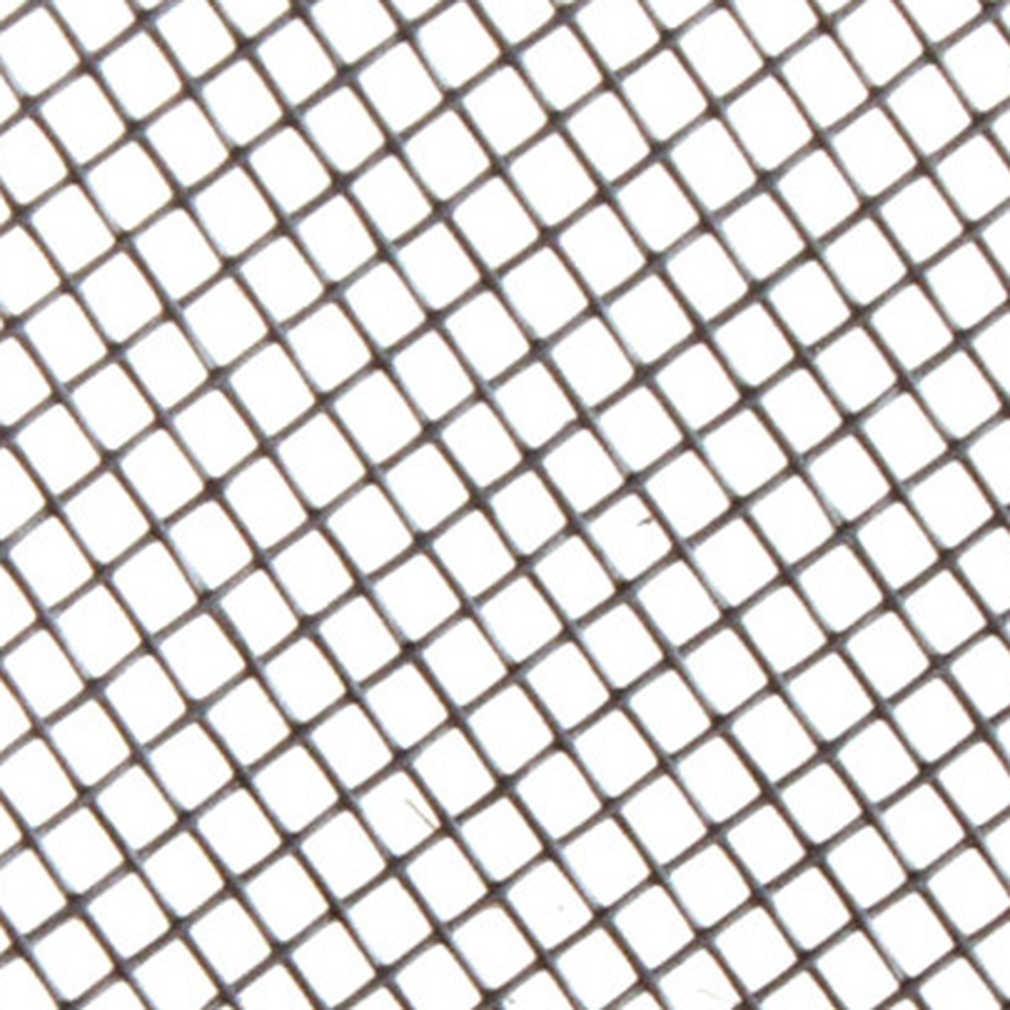 3 uds. Parches de malla antimosquitos para ventana de verano Reparación de agujeros rotos