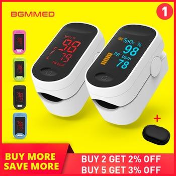 Oxymètre De pouls numérique médical LED oxymètre De fréquence cardiaque d