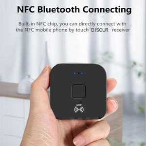 Image 2 - DISOUR NFC Bluetooth 5.0 Receiver 3.5mm AUX RCA Jack HIFI Stereo Audio Wireless Adapter Auto On/OFF For Car Kit Audio Receptor
