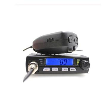 Ultra Mini CB-40M 25.615--30.105MH 8W Citizen band CB Radio Mobile Transceiver Compact AM/FM Car radio same with AC-001 AR-925 - discount item  15% OFF Walkie Talkie