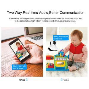 Image 5 - JOOAN ip kamera wifi güvenlik kamerası bebek izleme monitörü güvenlik kamerası ip wifi mini kamera gözetim kameraları Joolink