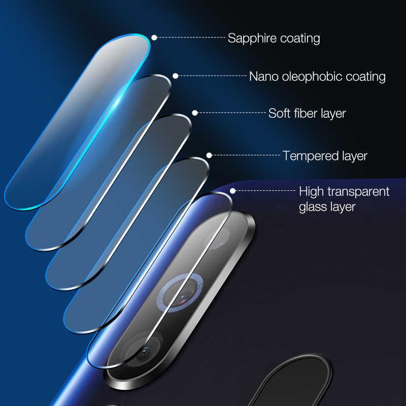 Nano di Vetro Della Fotocamera Per Xiaomi Redmi Nota 9S Lens Protezione Dello Schermo Per La Nota Redmi 9S 9 Pro Max vetro temperato Per La Nota Redmi 9S