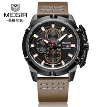 Luxury Brand Mens Watches Top Brand Luxury  Men's Wrist Watches For Men Sport Leather Strap Waterproof Date Quartz  Wrist watch big dial watches men hour mens watches top brand luxury quartz watch man leather sport wrist watch clock alloy strap