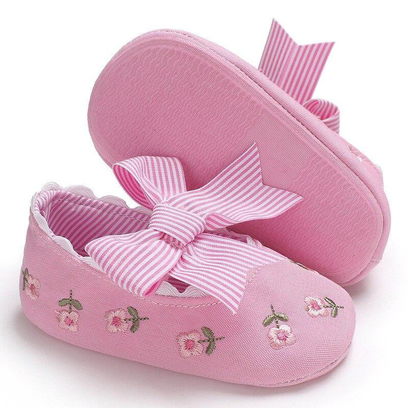 Flor de silicone sapatos de princesa sapatos de bebê sapatos de criança