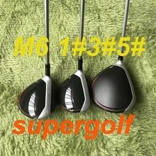 חדש גולף נהג M6 נהג 3 #5 # fairway וודס עם FUBUKI גרפיט פיר ברגים אפר גולף מועדונים