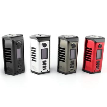 Dovpo Odin – cigarette électronique 200W, MOD, alimenté par deux batteries 21700, écran OLED 0.96 pouces, vapoteur, Box, fil 510