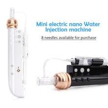Аппарат для инъекции морщин лица 2 го поколения водяной пистолет