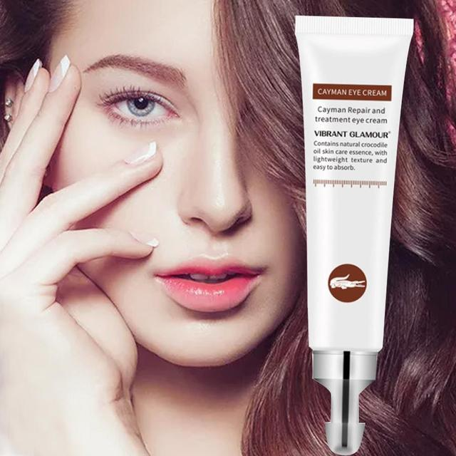 Vibrant Glamour Anti-wrinkle Eye Serum Hyaluronic Acid Remover Dark Circles Essential Avocado Eye Cream Against Puffiness 2