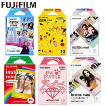 10 Sheets Fuji Fujifilm instax mini 9 films 3 Inch film for Instant Camera mini