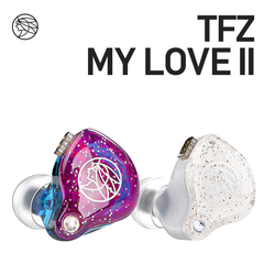 TFZ MY LOVE II In-Ear Earphones HiFi Audio graphene driver with Detachable Cables Earphone