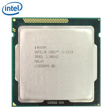 Intel Core i5-2320 i5 2320 3.0GHz Quad-Core מעבד מעבד 6M 95W LGA 1155 נבדק 100% עבודה(China)