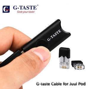 Battery-Connector Vape-Pen-Kit Cartridge Juul-Pod E-Cig Electronic-Cigarette for Usb-Cable